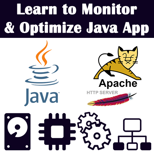 Jconsole learn to monitor and optimize Java applications.